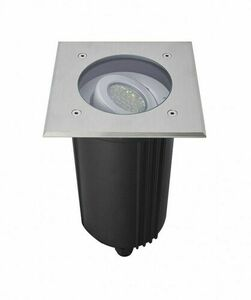 Square overrun lamp MIX 6725 D with regulation small 0