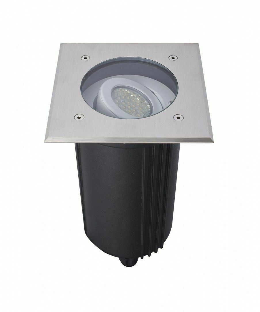Square overrun lamp MIX 6725 D with regulation
