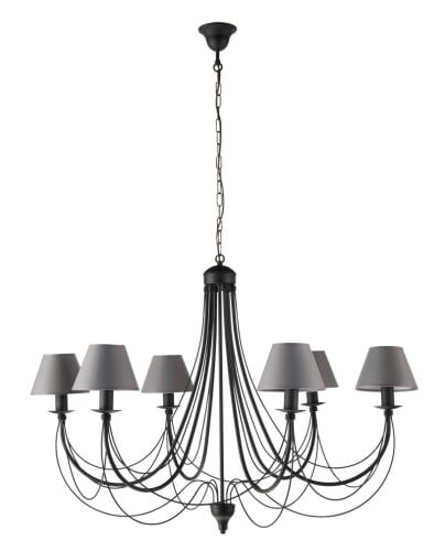Hanging Lamp AISZA 6 No. 2084