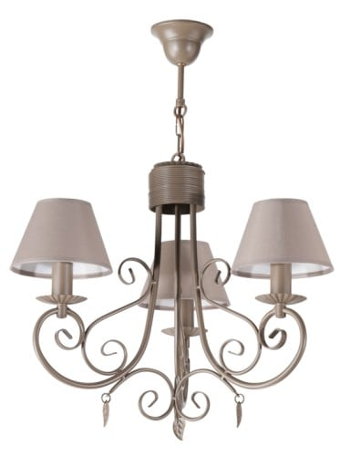 Pendant Lamp Chandelier Shabby Chic KANDYD