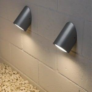 External wall lamp Carpyen MORGAN 45 ° BARCELONA small 2