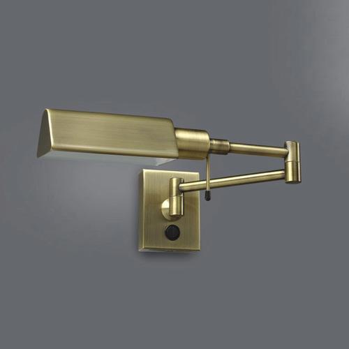 Gold Bedside Senti E14