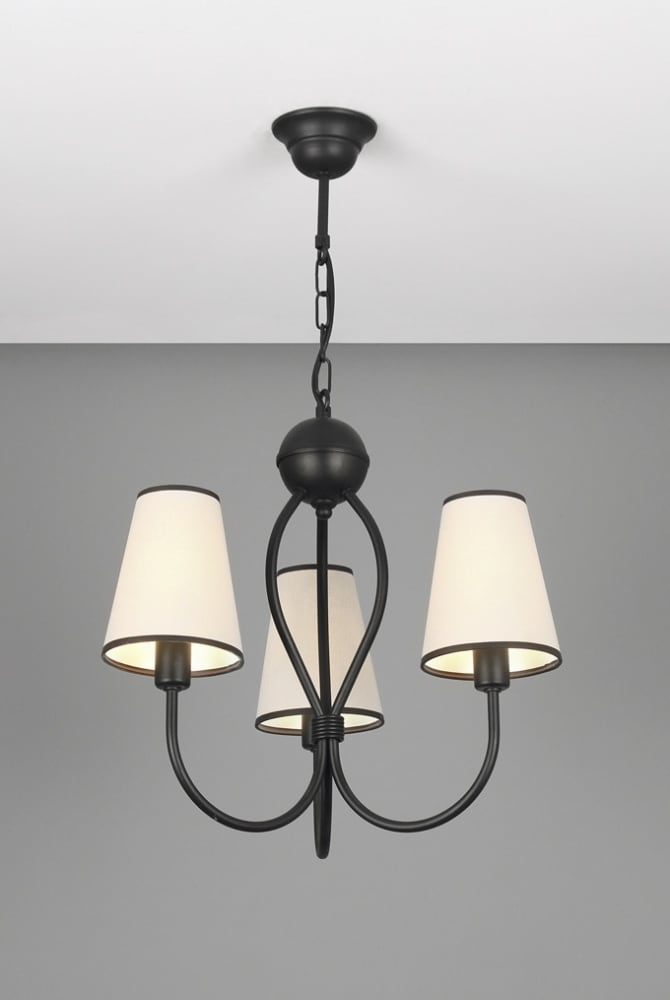HIACYNT 3 Hanging Lamp No. 993