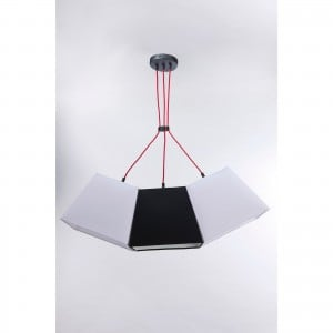 Hanging lamp WERDER 3 No. 3226 small 0