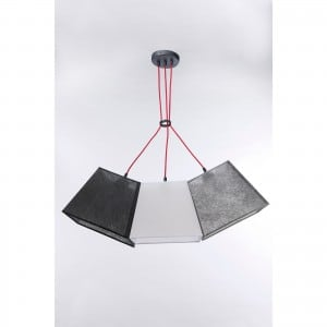 Hanging lamp WERDER 3 No. 3227 small 0