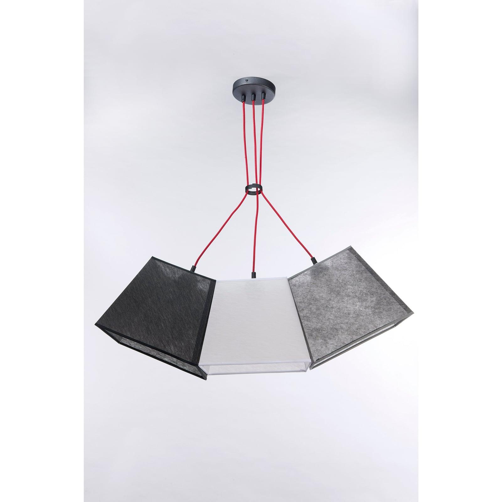 Hanging lamp WERDER 3 No. 3227