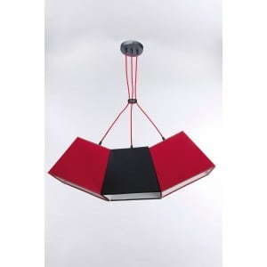 Hanging lamp WERDER 3 No. 3229 small 0