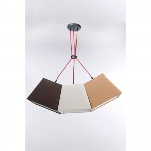 Hanging lamp WERDER 3 No. 3230 small 0