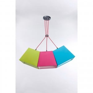 Hanging lamp WERDER 3 No. 3232 small 0