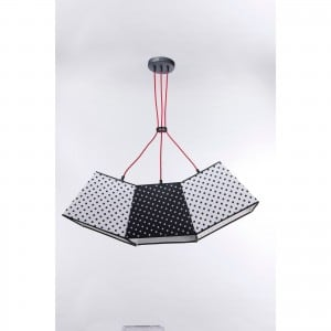 Hanging lamp WERDER 3 No. 3236 small 0