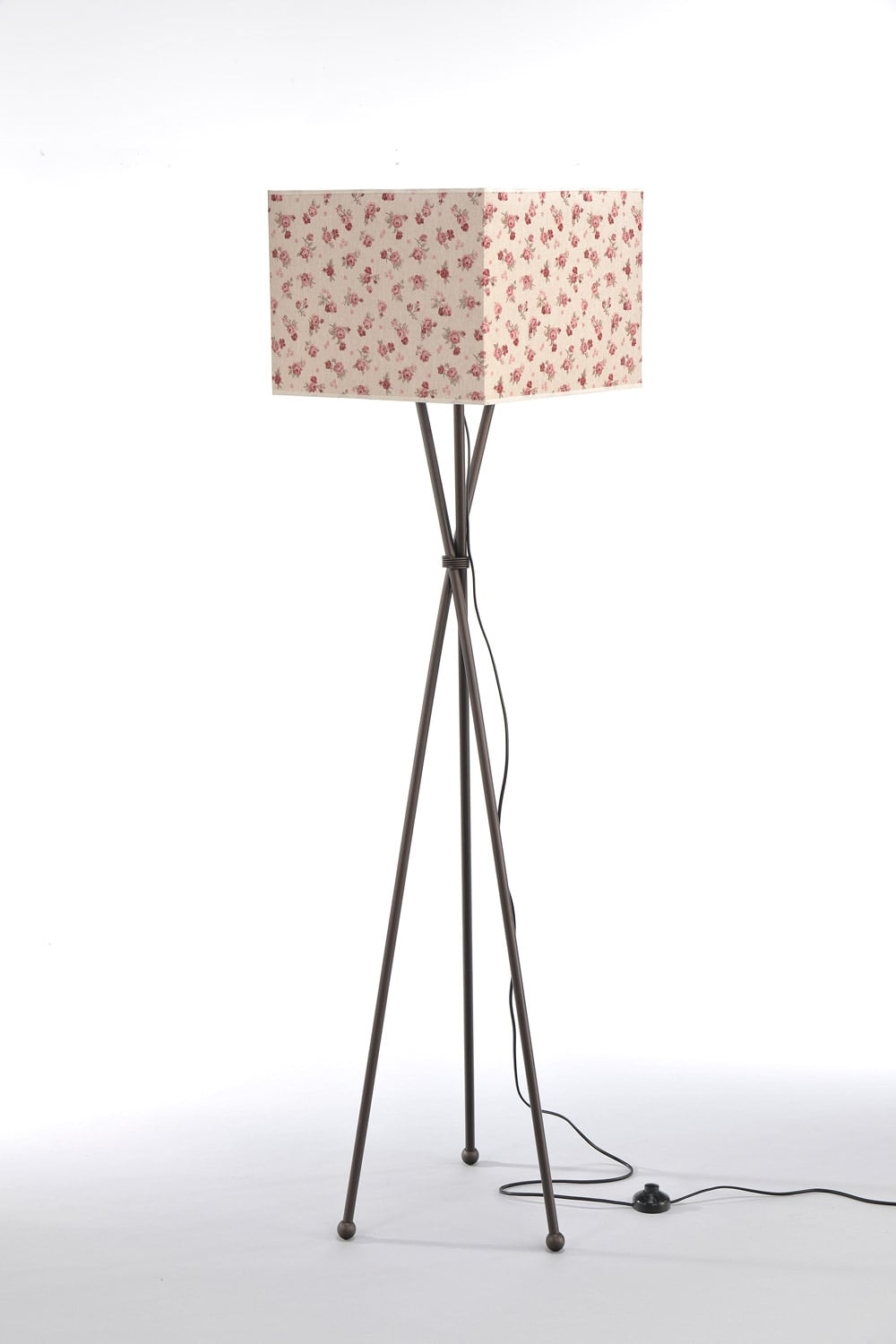 Standing ROSE lamp Square No. 2488