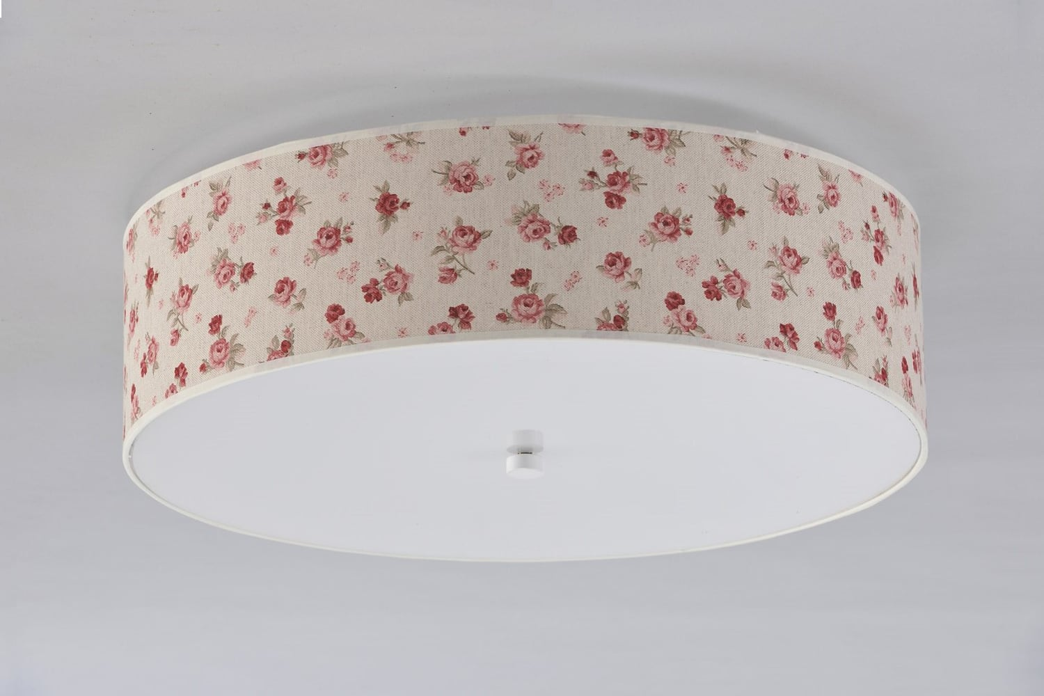 Round Ceiling in Rosettes 50cm Shabby-Chic