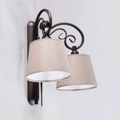 Wall Lamp Dual ADARA VENGE No. 3551
