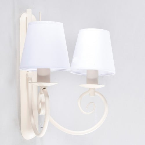 Wall light Double KLIWIA CREAM No. 3582