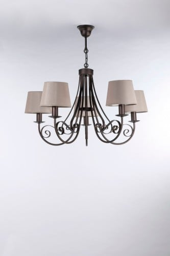 Hanging Lamp Mizar Venge 5 No. 3409