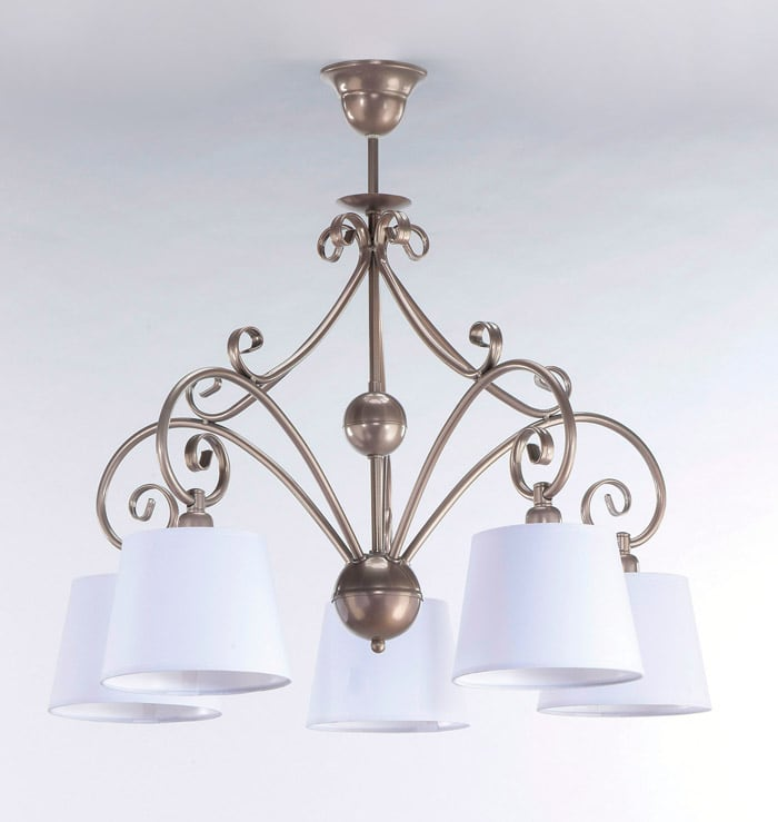 Hanging Lamp ADAR SATIN zk-5 No. 3545