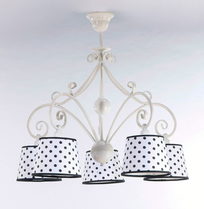 Pendant lamp ADARA WHITE zk-5 No. 3553