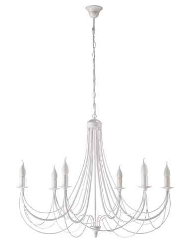 Hanging Lamp AGATON 6 No. 2078