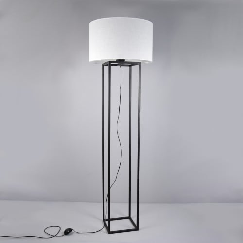 Floor Lamp QUADRA BIG BLACK NO. 2504