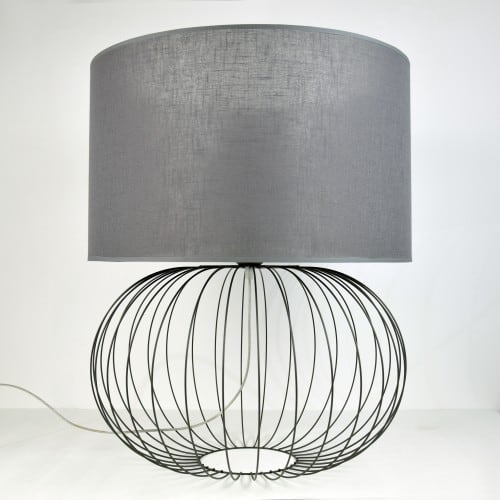 Lamp BIG BALL GRAY NO 2494