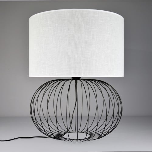 Lamp BIG BALL BLACK NO. 2492