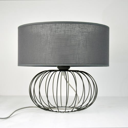 Night Lamp SMALL BALL GRAY NR 2497