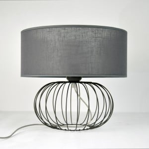 Lampa Nocna SMALL BALL GRAY NR 2497