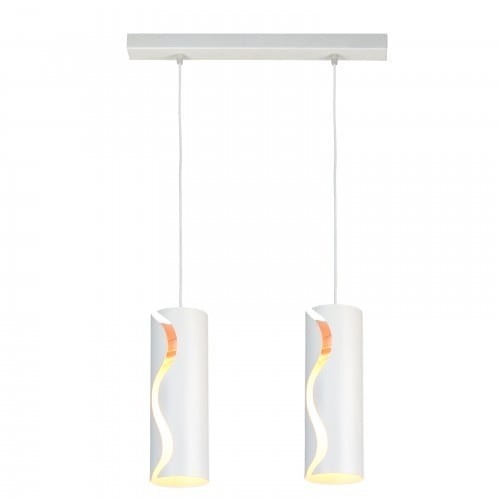 Hanging lamp BURN WHITE Z-2 / L 3822