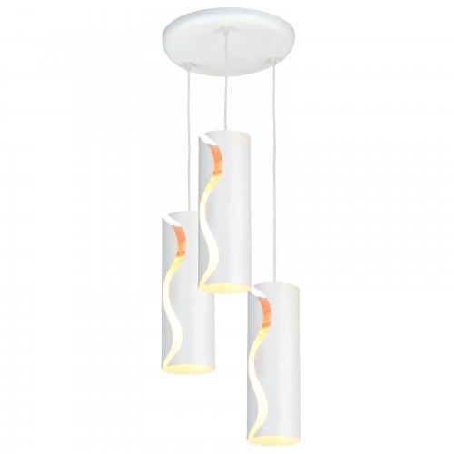 Hanging lamp BURN WHITE Z-3 / P 3825