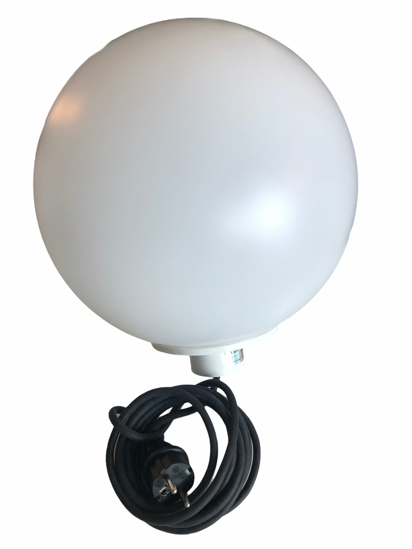 Electric luminous ball - Flexi Ball Electric 30 cm with cable and bulb