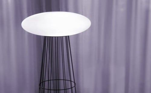 Alternative standing lamp (148 cm) - UFO