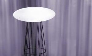 Alternative standing lamp (148 cm) - UFO small 0