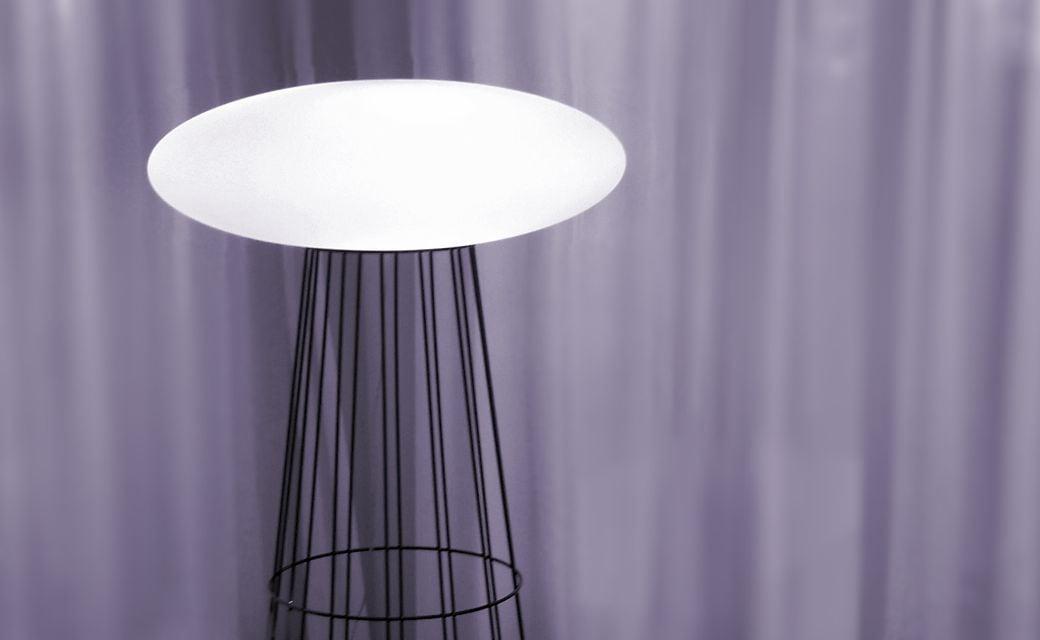 Alternative standing lamp (148 cm) - UFO