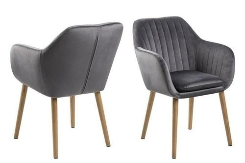 ACTONA chair EMILIA dark gray 28