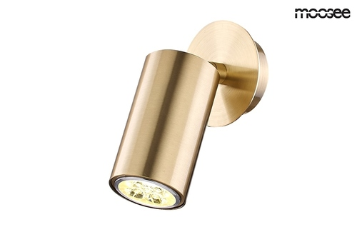MOOSEE ceiling lamp LUPE MINI - gold