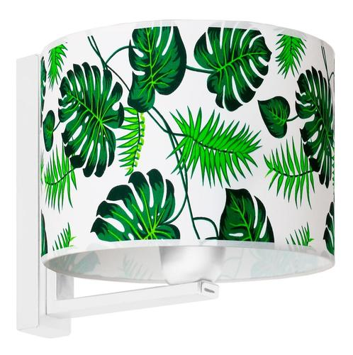 Scandinavian Wall Lamp Monstera