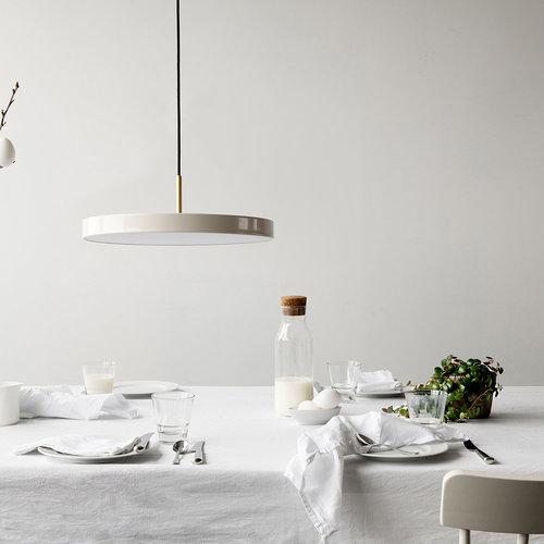Pendant lamp UMAGE Asteria white pearl Ø 43