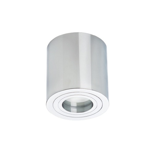 Faro surface mounted chrome IP65 luminaire