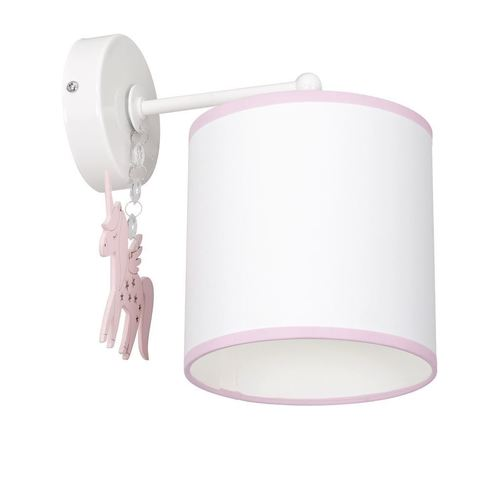Uni 1x E27 wall lamp