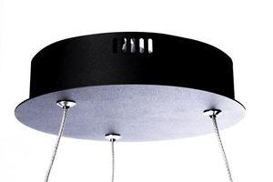 Orion Black 22W Led pendant lamp small 3