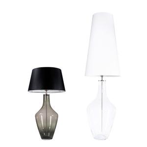 Ceylon S Gray Famlight E27 60W dresser lamp, hand-made small 2