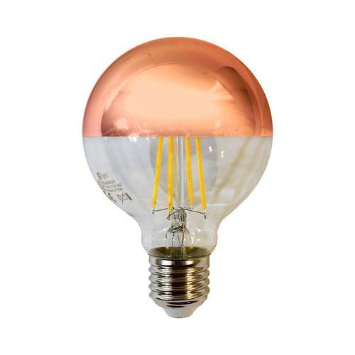 Filament bulb Led 5.5 W G80 E27 Golden Rose