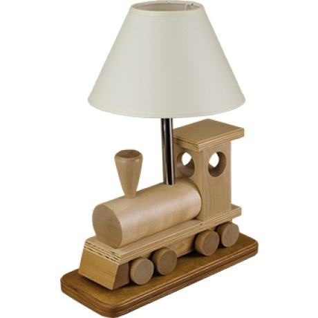 Locomotive table lamp 411.20.02