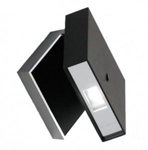 Wall lamp Vibia ALPHA BLACK 7940.04 small 0