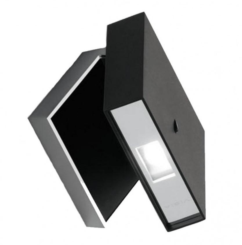 Wall lamp Vibia ALPHA BLACK 7940.04