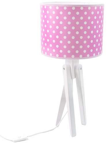 Children's table lamp Trivet tripod white 421.02.22