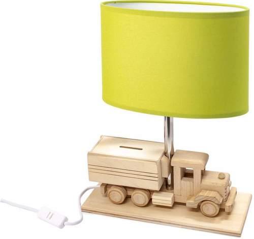 Children's lamp Truck - Piggy bank 411.24.25