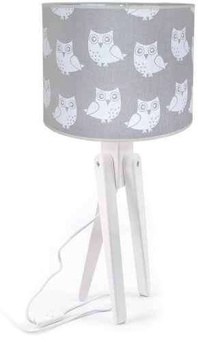 Children's table lamp Trivet tripod white 421.02.26