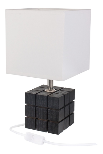 Bedside lamp for a child Rubi black