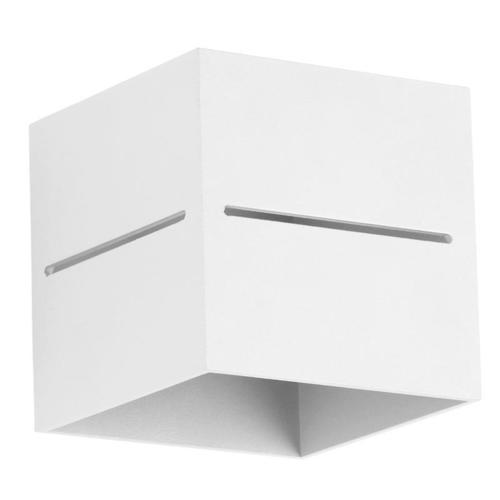 Design Wall Lamp Quado Pro A White